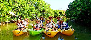 沖縄 体験 ツアー個人のお客様