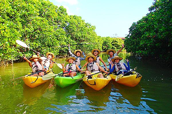 沖縄を体験!個人向けエコツアー