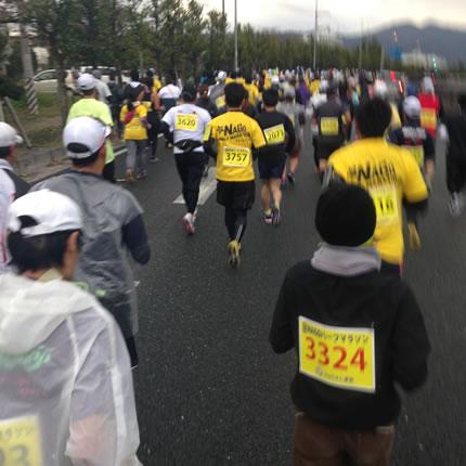 マラソンについて