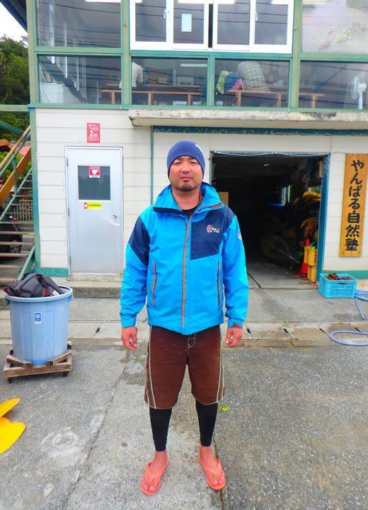 冬場のカヌー体験時の服装は、ここを要チェック!